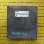 ECU Calculator motor Nissan Micra 0261203984