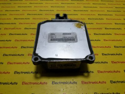 ECU Calculator motor Opel Astra G 1.6 09355929, CSSJ