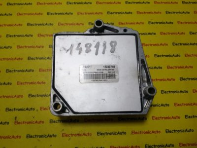 ECU Calculator motor Opel Astra H 1.6 12230740, Z16XEP, FAHF