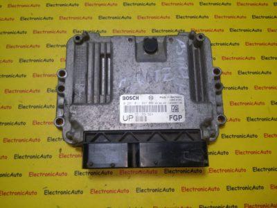 ECU Calculator motor Opel Astra H 1.9CDTI 0281011667, 55189924