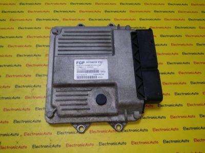 ECU Calculator motor Opel Corsa C 1.3CDTI 55194018 YU