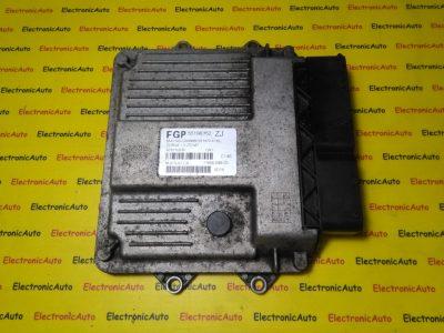 ECU Calculator motor Opel Corsa C 1.3CDTI 55196352, 55196352ZJ HW01D