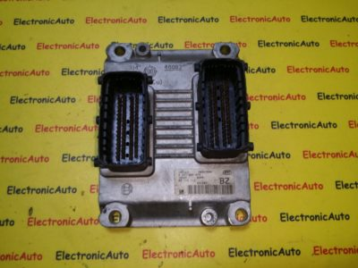 ECU Calculator motor Opel Corsa C 1.2 0261206074, Z12XE