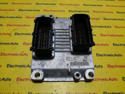 ECU Calculator motor Opel Corsa C 1.2 0261207426, 24456865
