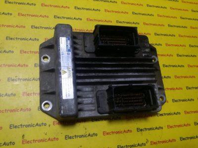 ECU Calculator motor Opel Meriva 1.7CDTI 8973509486