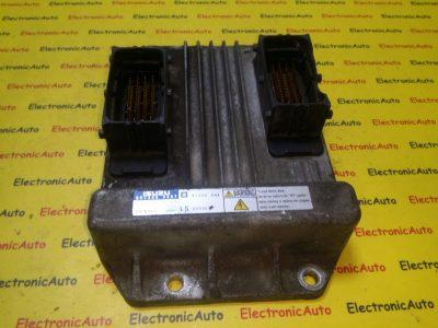 ECU Calculator motor Opel Meriva 1.7CDTI 8973509487