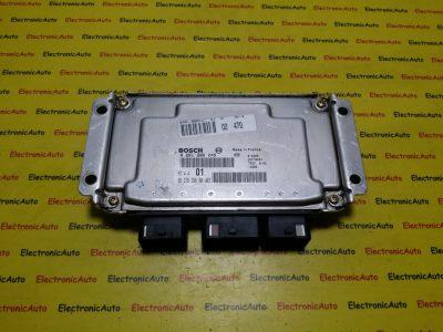 ECU Calculator motor Peugeot 0261206245, 9637839680id03