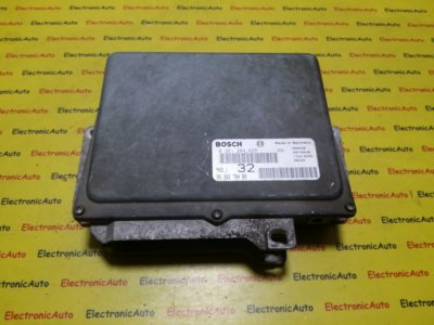 ECU Calculator motor Peugeot 106 1.0 0261204625, 9630278480