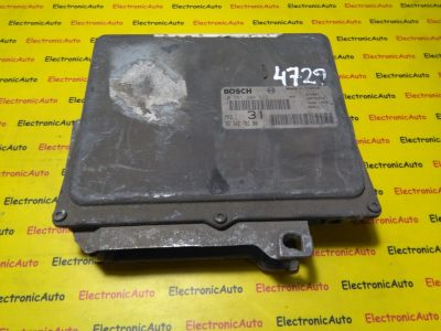 ECU Calculator motor Peugeot 106 1.1 0261204622, 9630278180