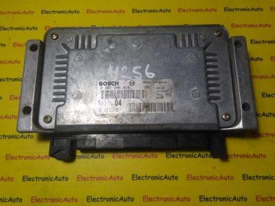 ECU Calculator motor Peugeot 206 1.6 0261206216, 9632693980