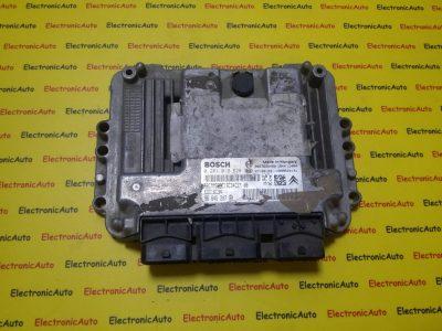 ECU Calculator motor Peugeot 206 1.4HDI 0281012528, 9664620780