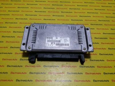 ECU Calculator motor Peugeot 306 1.6 0261204717, 9630986780