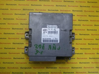 ECU Calculator motor Peugeot 306 16179.004 iaw 8P.10 9616146480