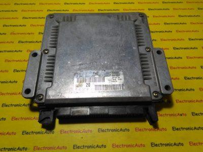 ECU Calculator motor Peugeot 306 2.0HDI 0281010362, 9640324380
