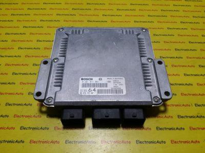 ECU Calculator motor Peugeot 307 2.0HDI 0281011081
