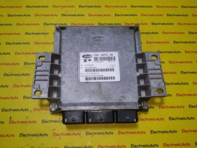 ECU Calculator motor Peugeot 307 2.0 9643922580, IAW 48P2.36