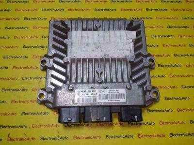 ECU Calculator motor Peugeot 307 2.0HDI 9653205380, 5WS40145A-T