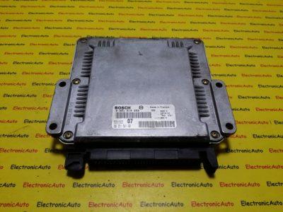 ECU Calculator motor Peugeot 406 2.0HDI 0281010252