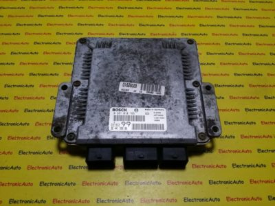 ECU Calculator motor Peugeot 607 2.2HDI 0281010765, 9644199680