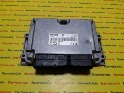 ECU Calculator motor Peugeot Boxer 2.2HDI 0281010484, 1329214080