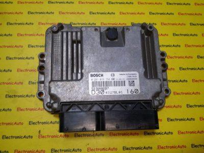 ECU Calculator motor Peugeot Boxer 3.0HDI 0281015734, 51900697