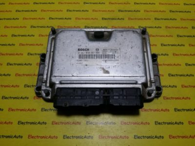 ECU Calculator motor Renault Clio 0281010501, HOM8200049304