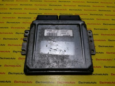 ECU Calculator motor Renault Clio 1.4 S118301113B, 8200214973
