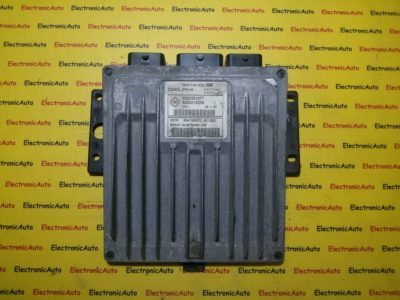 ECU Calculator motor Renault Clio 1.5DCI 8200331477, 8200412258
