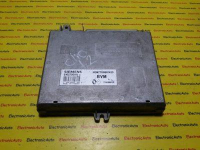 ECU Calculator motor Renault Clio S102730101C, HOM7700861423