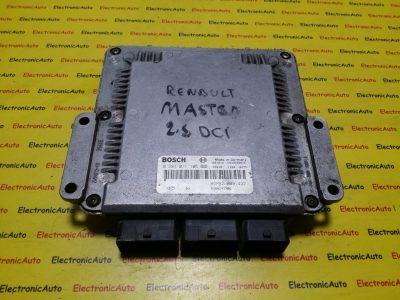 ECU Calculator motor Renault Master 2.5DCI 0281011105, HOM8200091432