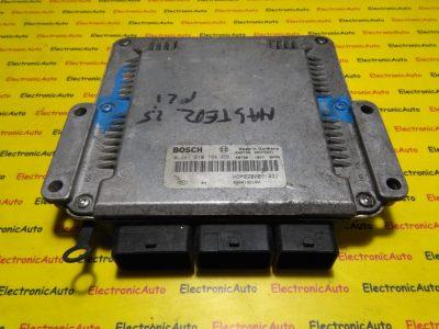 ECU Calculator motor Renault Master 2.5DCI 0281010784 , HOM 8200091432
