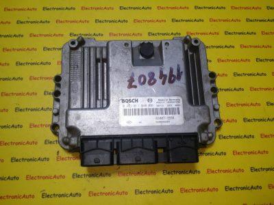 ECU Calculator motor Renault Master 2.5DCI 0281011940, 8200311550