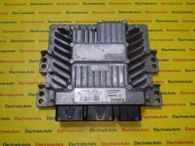 ECU Calculator motor Renault Megane 1.5DCI 8200565863