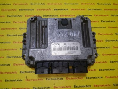 ECU Calculator motor Renault Megane 1.9DCI 0281010769, 8200263396