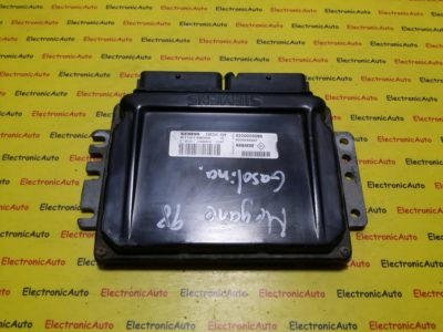 ECU Calculator motor Renault Megane 1.6 S110138000C, 8200059086