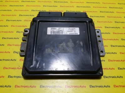 ECU Calculator motor Renault Megane 1.6 S118301104A, 8200124318