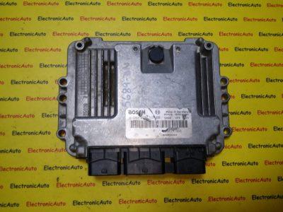 ECU Calculator motor Renault Megane 1.9DCI 0281012769, 8200391966