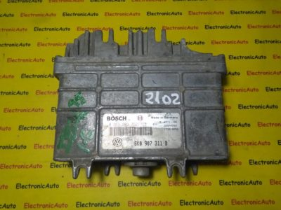 ECU Calculator motor Seat Cordoba 1.6 0261203752/753, 6K0907311B