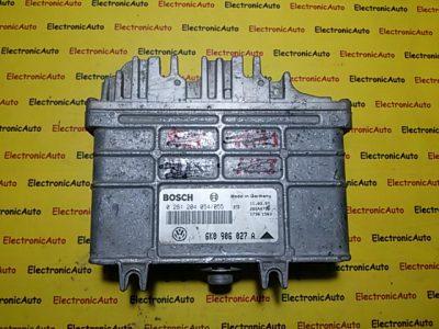 ECU Calculator motor Seat Ibiza 1.4 6K0906027A 0261204054/055
