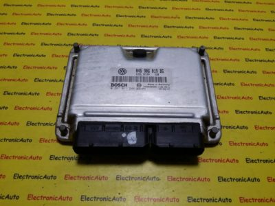 ECU Calculator motor Seat Ibiza 1.4TDI 0281011244, 045906019BG