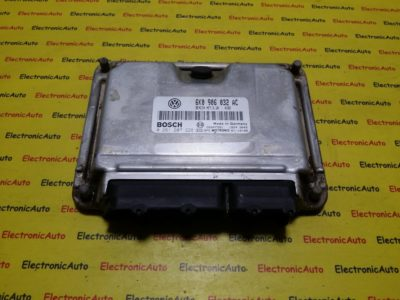 ECU Calculator motor Seat Ibiza 6K0906032AC, 0261207228