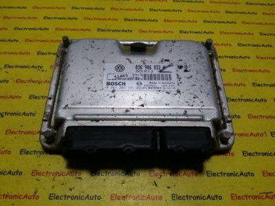 ECU Calculator motor Seat Leon 1.4 0261207191, 036906032H