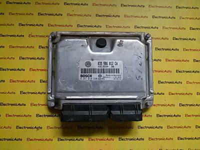 ECU Calculator motor Seat Leon 1.9TDI 0281010230 038906012CA