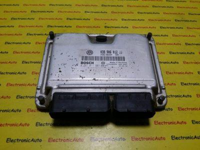 ECU Calculator motor Seat Leon 1.9TDI 0281011997, 038906012JJ