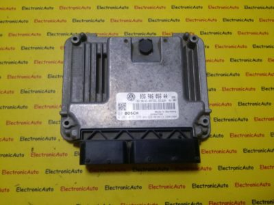 ECU Calculator motor Seat Leon 1.9TDI 0281015336, 03G906056AA, 03G906021AB