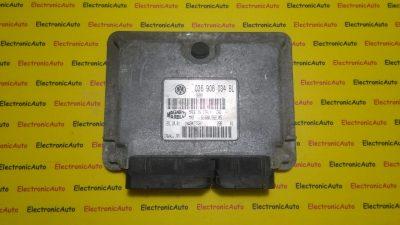 ECU Calculator motor Skoda Fabia 1.4 036906034BL, IAW 4LV.AA