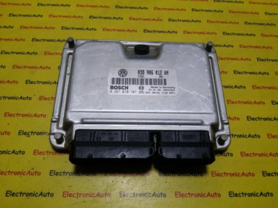 ECU Calculator motor Skoda Fabia 1.9SDI 0281010107, 038906012AN