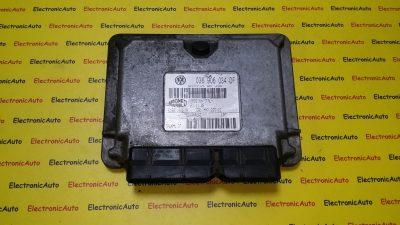 ECU Calculator motor Skoda Fabia 1.4 036906034DF IAW4MVDF