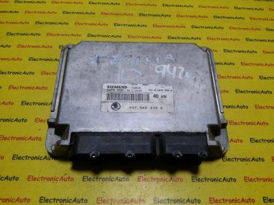 ECU Calculator motor Skoda Felicia 047906030B, 5WP4248