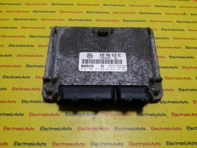 ECU Calculator motor Skoda Octavia 1.9TDI 0281001755, 038906018BC